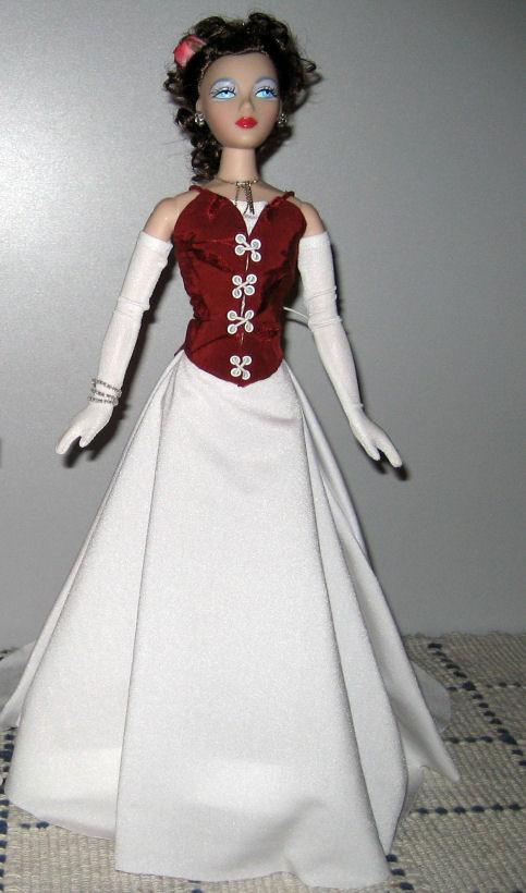 Les poupées mariées Charlene-big