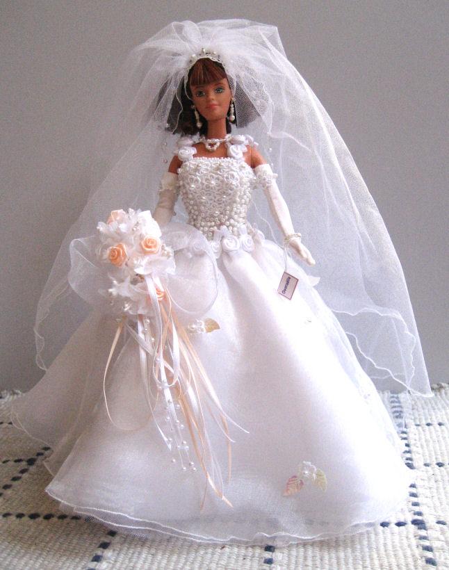 Les poupées mariées Gwenaelle-big